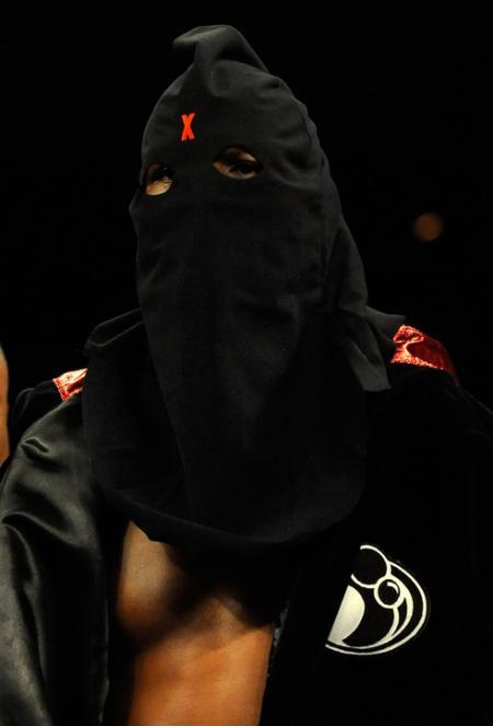 Бернард Хопкинс выходит на ринг 03.04.2010