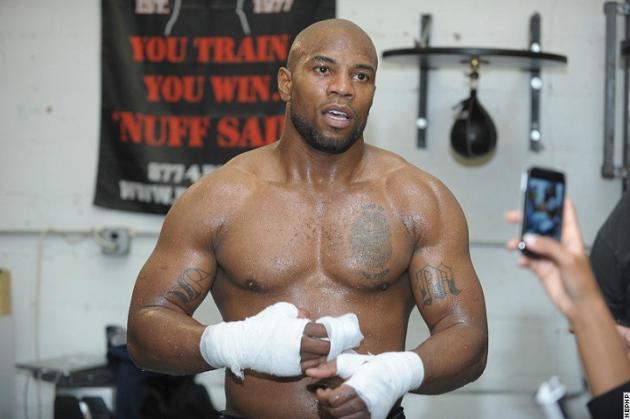 Сет Митчелл: Надеюсь получить шанс на титульный бой в конце 2013 года
