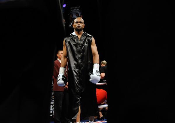 Рой Джонс-младший выходит на ринг 03.04.2010