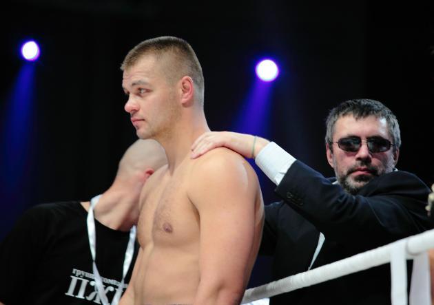 Вячеслав Глазков проведет следующий бой 5 ноября в Троицке