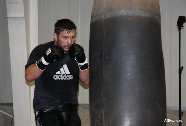 Руслан Чагаев: Бой с Мансвеллом поможет устранить ржавчину