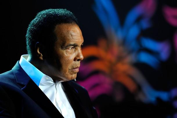 Мохаммеду Али исполнилось  69 лет