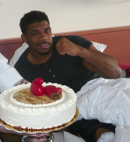 Солис с тортиком