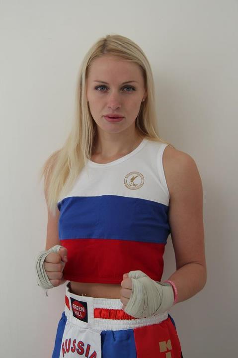 Светлана Кулакова выйдет на ринг на «разогреве» боя Кличко-Чарр
