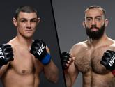 Роман Долидзе и Алессио ди Чирико проведут бой 5 июня