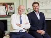 Эдди Хирн сменил своего отца Барри Хирна на посту главы Matchroom Sports