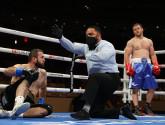 Андрей Федосов победил Магомедрасула Меджидова в первом раунде