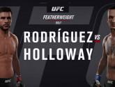 Бой между Максом Холлоуэем и Яиром Родригесом отменен