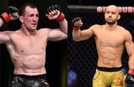 Мераб Двалишвили и Марлон Мораес подерутся на UFC 266