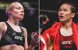 Вейли Жанг и Роуз Намаюнас планируют бой на UFC 261