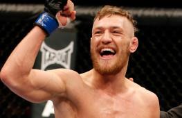 Конор Макгрегор вспомнил свой дебют в UFC в 2013 году