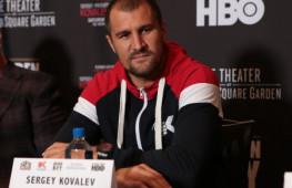 У DAZN появились претензии к Сергею Ковалеву