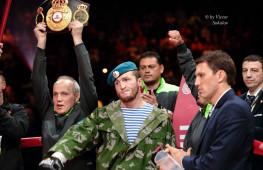 Денис Лебедев: Именно такой бой был мне нужен для возвращения