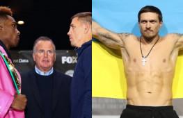 Усик — боксер года ESPN, новости о состоянии Адониса Стивенсона (видео)
