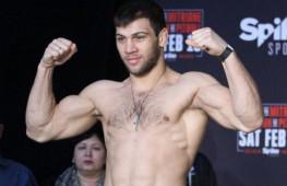 Анатолий Токов — фаворит в бою с Фабио Агияром