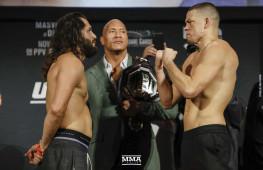 UFC планирует организовать реванш между Хорхе Масвидалем и Нейтом Диасом