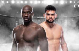 Результаты взвешивание участников турнира UFC on ESPN 29