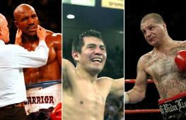 Эвандер Холифилд, Марко Антонио Баррера и Джонни Тапиа включены в список голосования на включение в Зал Славы