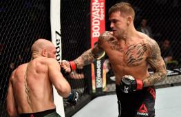 Бонусы участников турнира UFC 257