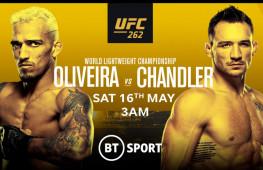 Прямая трансляция UFC 262. Где смотреть?