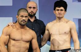 Георгий Кичигин нокаутировал Русимара Пальяреса в первом раунде (+видео)