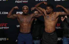 Гонорары участников турнира UFC on ESPN 21