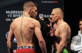 Взвешивание UFC Fight Night Boston