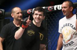 Тимур Валиев и Бекбулат Магомедов проведут бой за титул чемпиона WSOF