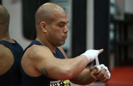 Фото: Открытая тренировка Bellator 142