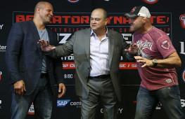 Фото: пресс-конференция Bellator 142 — Dynamite