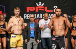 PFL 2: Максим Гришин и Ислам Мамедов одерживают победы