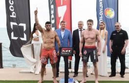 М-1 Challenge 77: Виктор Немков победил Ронни Маркеса
