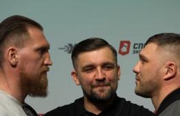 Евгений Романов победил Дмитрия Кудряшова решением судей