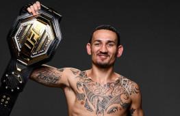 Макс Холлоуэй назван лучшим бойцом UFC в январе