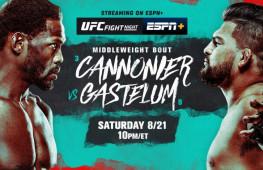 Прямая трансляция UFC on ESPN 29. Где смотреть?