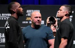 UFC 263: Нейту Диасу прочат досрочное поражение в бою с Леоном Эдвардсом