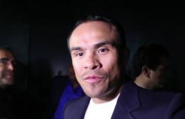 Хуан Мануэль Маркес: В данный момент мой любимый боксер — Андре Уорд