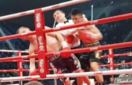 Видео нокаутов на вечере бокса 27 ноября в Москве