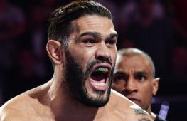 Антонио Сильва подписал контракт с Fight Nights на три боя