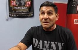 Анхель Гарсия: Никакого реванша с Турманом, я хочу, чтобы мой сын ушел из бокса