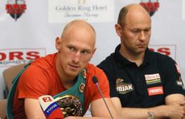 Тренер Влодарчика: Бой с Шуменовым — шаг на пути к встрече с Лебедевым
