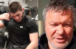 Тактаров готов помочь Хабибу победить Фергюсона (видео)