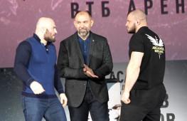 Исмаилов-Штырков: Пресс-конференция (видео)