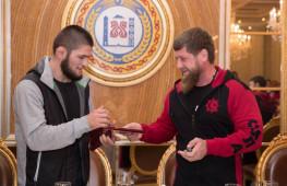 Рамзан Кадыров назвал Хабиба проектом UFC, Чимаев добавил неожиданный комментарий