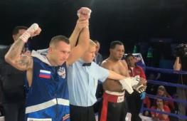 Андрей Сироткин победил Рикардо Майоргу