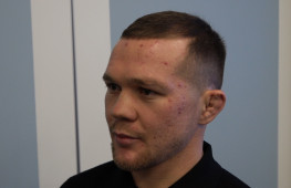 Петр Ян о Макгрегор-Серроне, конфликте с Гарбрандтом и бое за титул UFC (видео)