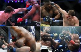 Результаты главных боев уик-энда: Бокс, Bellator, UFC (видео)
