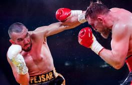 Дмитрий Кудряшов заявил, что готов к реваншу с Пейсаром