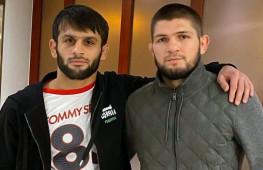 Гаджи Рабаданов подписал контракт с Bellator