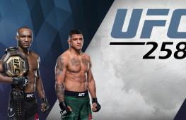 Гонорары участников турнира UFC 258